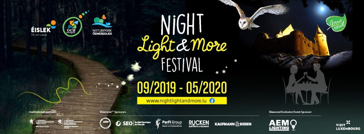 Night Light & More Festival – Nuets am Bësch
